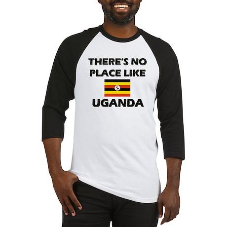 There Is No Place Like Uganda Baseball Jersey