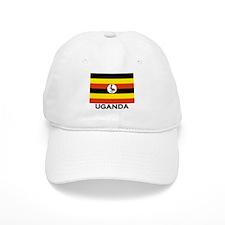 Uganda Flag Merchandise Baseball Cap