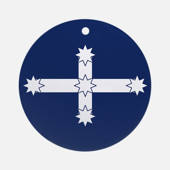 Eureka Flag of Australia Ornament (Round)