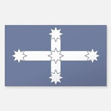 Eureka Flag Of Australia Rectangle Decal