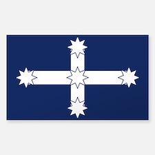 Eureka Flag Of Australia Rectangle Stickers