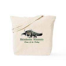 Hodag_Rhinelander.png Tote Bag
