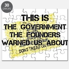 Country Founding Fathers Warned Us About Puzzle