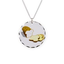 Bread loaf Necklace