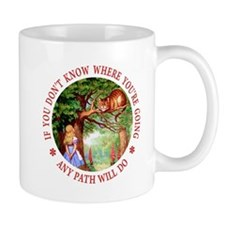 Any Path Will Do Mug