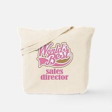 Sales Director (Worlds Best) Tote Bag
