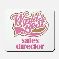 Sales Director (Worlds Best) Mousepad
