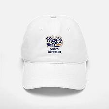 Sales Director (Worlds Best) Baseball Baseball Cap