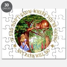 Any Path Will Do Puzzle