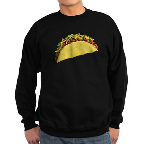Taco Sweatshirt (dark)