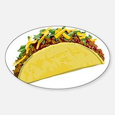 Taco Decal
