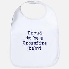 Proud Crossfire Baby Bib