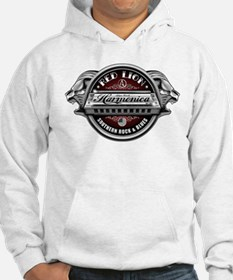 Red Lion Harmonica II Jumper Hoody