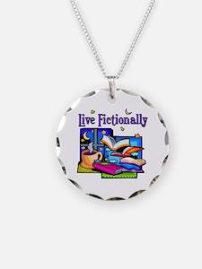 Live Fictionally Necklace