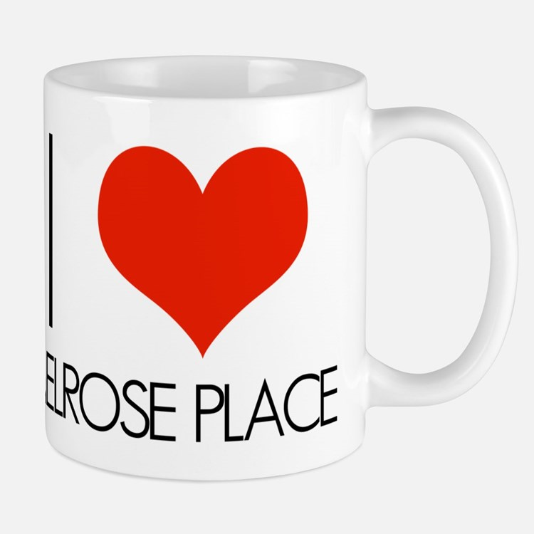 I Love Melrose Place Mug