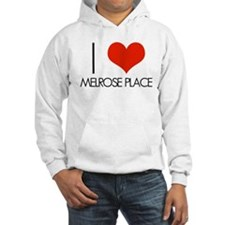 I Love Melrose Place Hoodie