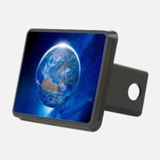 Earth from space, artwork - Hitch Cover