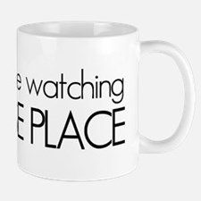 Id rather be watching Melrose Place Mug