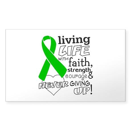 BMT SCT Living Life Sticker (Rectangle)