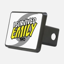 I Survived EMILY Hitch Cover