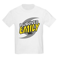 I Survived EMILY T-Shirt