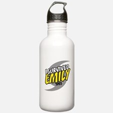 I Survived EMILY Water Bottle