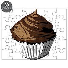 Chocolate cupcake Puzzle