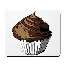 Chocolate cupcake Mousepad