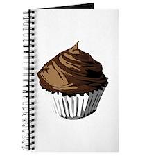 Chocolate cupcake Journal
