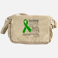 BMT SCT Living Life Messenger Bag