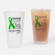 BMT SCT Living Life Drinking Glass
