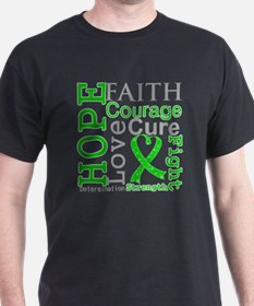 BMT SCT Hope Faith Courage T-Shirt