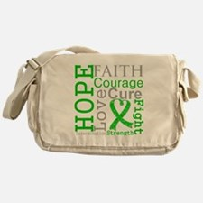 BMT SCT Hope Faith Courage Messenger Bag