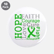 """BMT SCT Hope Faith Courage 3.5"""" Button (10 pack)"""