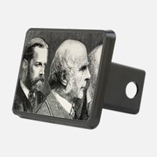 Francis Darwin and Francis Galton - Hitch Cover