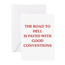 24.png Greeting Cards (Pk of 10)