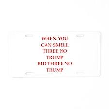 15.png Aluminum License Plate