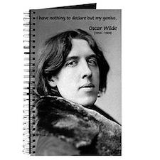 Playwright Oscar Wilde Journal