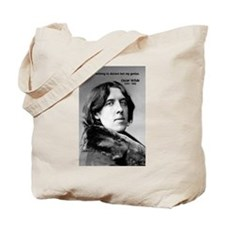 Playwright Oscar Wilde Tote Bag