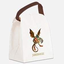 ALICE_JABBERWOCKY_GOLD copy.png Canvas Lunch Bag