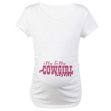 Itty Bitty Cowgirl Inside Shirt