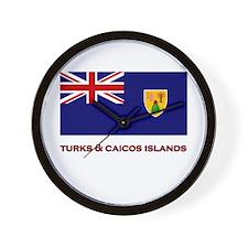 The Turks & Caicos Islands Flag Merchandise Wall C