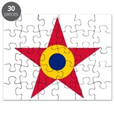1947-1985 RoAF roundel Puzzle