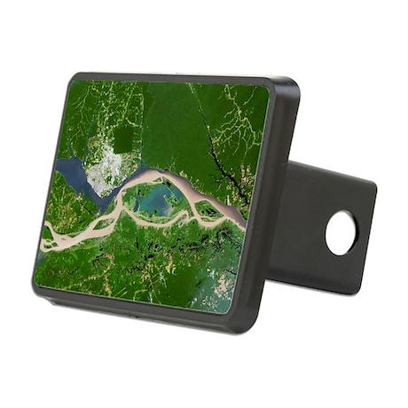 Manaus, satellite image - Hitch Cover