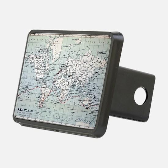 Map2 Darwin's Beagle Voyage South America - Hitch