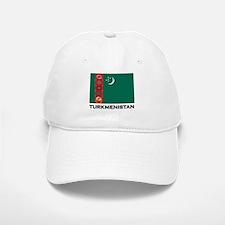 Turkmenistan Flag Stuff Baseball Baseball Cap