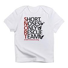 S.N.O.R.T. Text Logo Infant T-Shirt
