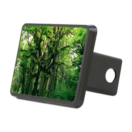 Temperate rainforest - Hitch Cover