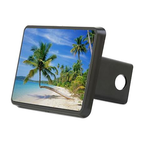 Tropical beach - Hitch Cover