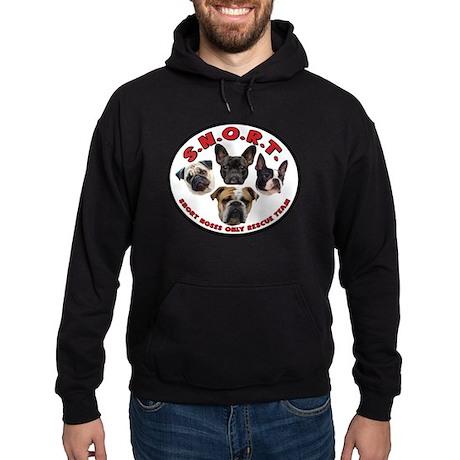 S.N.O.R.T. Logo Hoodie (dark)